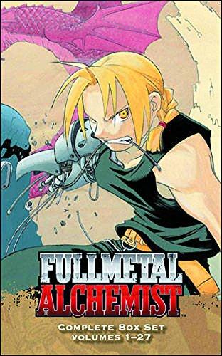 Fullmetal Alchemist Complete Box Set 1-27