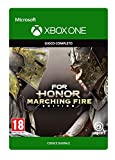 for honor: marching fire edition | xbox one - download code
