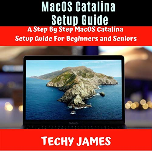 MacOS Catalina Setup Guide  By  cover art