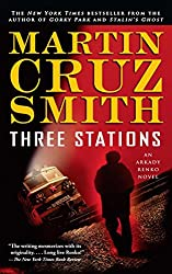 Cover of Three Stations