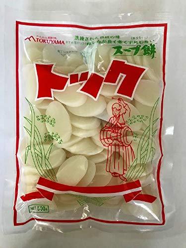 [冷蔵]徳山物産 トック 500g
