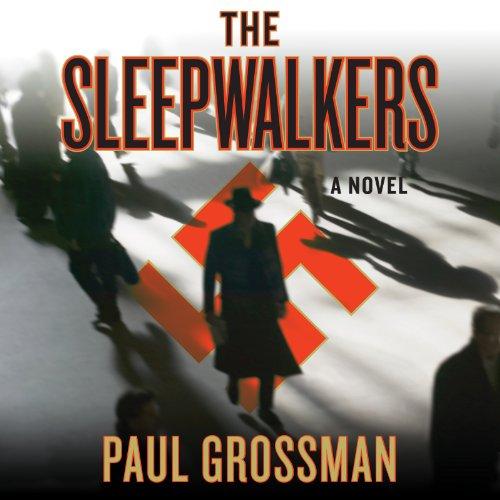 The Sleepwalkers audiobook cover art