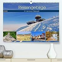 Riesengebirge - Im Land von Ruebezahl (Premium, hochwertiger DIN A2 Wandkalender 2022, Kunstdruck in Hochglanz): Bilderreise durch das Riesengebirge (Monatskalender, 14 Seiten )