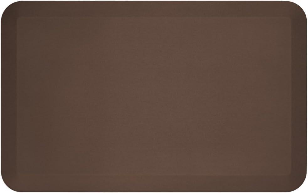 Take Ten Anti-Fatigue Popularity Comfort Indefinitely Floor Brown Mat 20x32