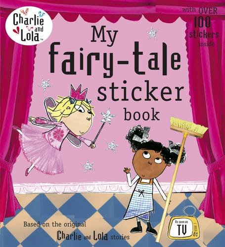 Charlie and Lola: My Fairy Tale Sticker B