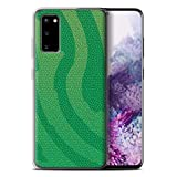 Phone Case for Samsung Galaxy S20 Reptile Skin Effect Pit