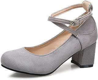BalaMasa Womens APL12268 Pu Heeled Sandals