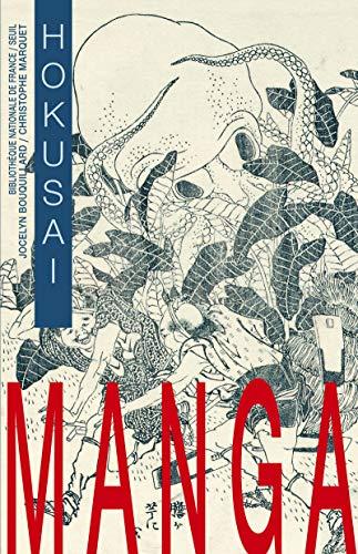 Manga - Hokusaï