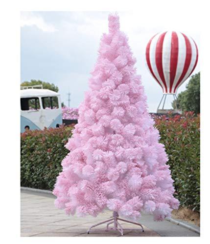 xdrfxrghjku Decoración del Hogar del Pino Artificial del Árbol De Navidad 180Cm...