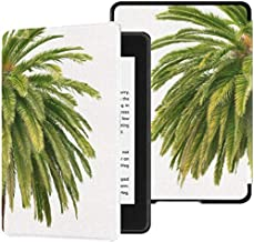 Kindle Paperwhite Case 10th Generation Date Palm Tree Plant Kindle Paperwhite Cover 2018 Case with Auto Wake/Sleep Kindle Paperwhite Case 10th Generation 10th Generation 2018