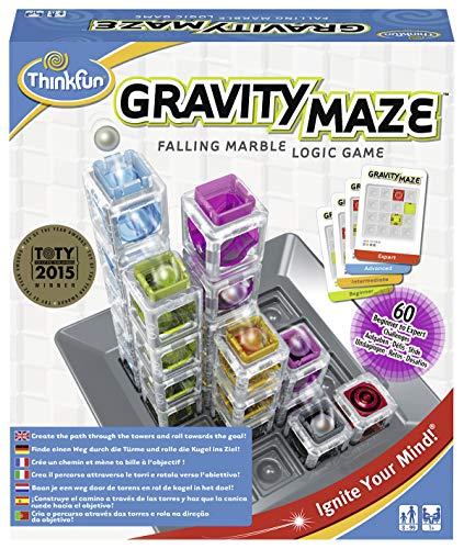 シンクファン (ThinkFun) グラビティ・メイズ (Gravity Maze) [正規輸入品] 迷路ゲーム