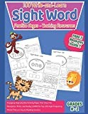 100 Write-and-Learn Sight Word Practice Pages - Teaching Resources: Engaging...
