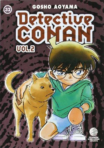 Detective Conan II nº 32 (Manga Shonen)