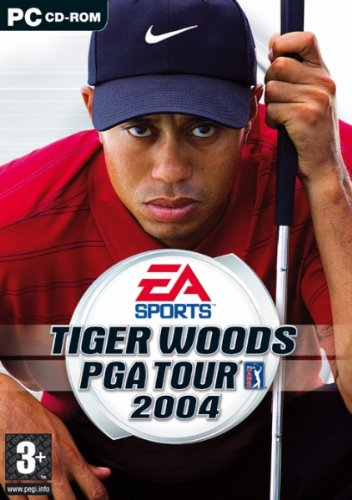 Tiger Woods PGA Tour 2004 : PC DVD ROM , FR