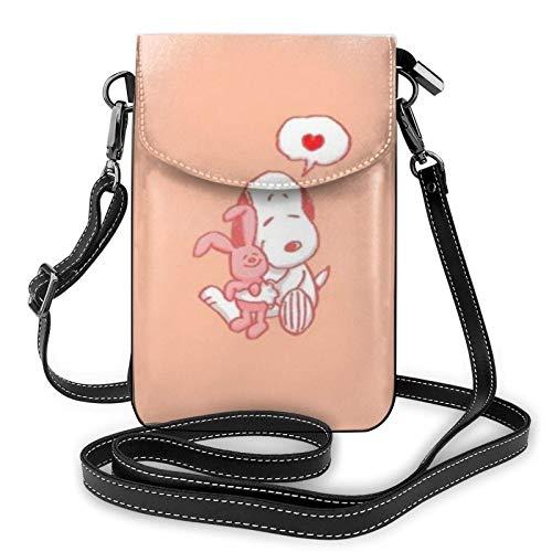 Anime Cartoon Telefon Geldbörse Frauen Crossbody Handtaschen Leichte Taschen Frauen Geldbörse Leder Handy Holster Brieftasche Fall Schultertaschen Abnehmbare Schultergurt Mode