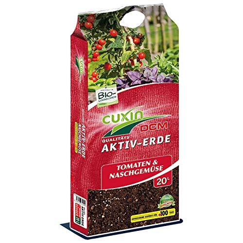 Cuxin Aktiv-Erde für Tomaten und Naschgemüse