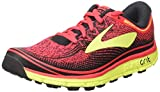 Brooks Puregrit 6, Zapatillas, Mujer, Rosa (Diva Pink/nightlife/black), 38.5 EU