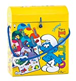 Barbo Toys Smurfs Pitufos Puzzle (8351)