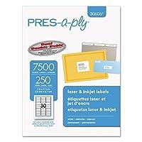 AVE30606 - Avery Pres-A-Ply 標準住所ラベル