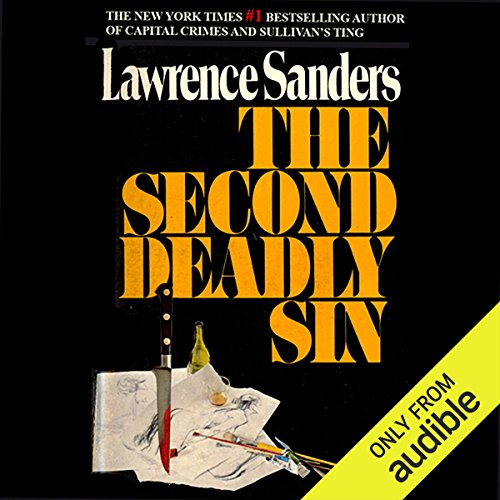 The Second Deadly Sin audiobook cover art