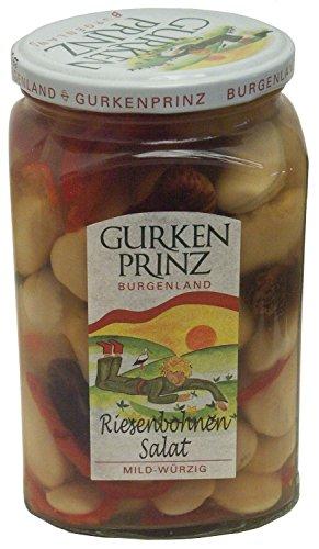 Riesenbohnen Salat 720 ml. - Gurkenprinz