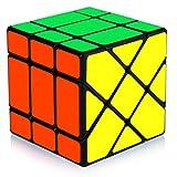 Maomaoyu Fisher Cube Speed Cube 3D Puzzle Cube Velocidad Cubo Niños Juguetes Educativos