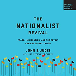 The Nationalist Revival audiobook cover art