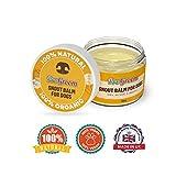 ProGroom Balsamo Lenitivo di Muso di Cane - Cera nasale naturale, burro - Crema Biologica non pericolosa per leccare - 50 ml
