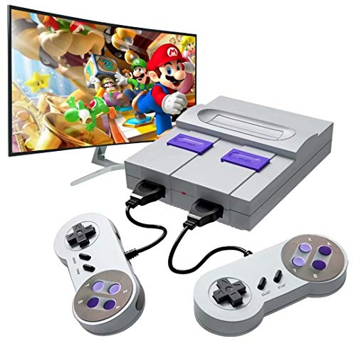 LIFTREN Built-in 821 Games, HDMI HD Output, Children Gift, Birthday Gift Happy Child Memories, Childhood Classic Game HDMI HD