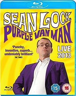 Sean Lock Live 2013 - Purple Van Man