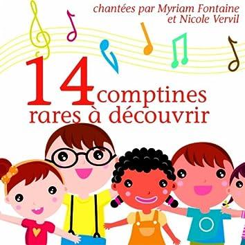 14 comptines pour enfants (Des chansons rares à découvrir)