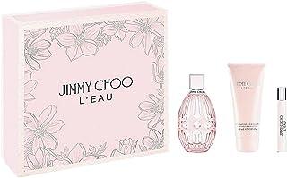 Jimmy Choo L'Eau for Women Eau de Toilette 90ml + 100ml Bl + 7.5ml Mini Set
