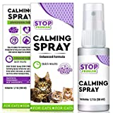 Beloved Pets Pheromone Calming Spray for Cats (50ML) with Long-Lasting Effect - Enhanced Calm Formula of Anxiety Relief & Behavior Control - Stress Prevention for Pets