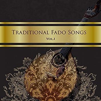 Traditional Fado Songs, Vol. 1
