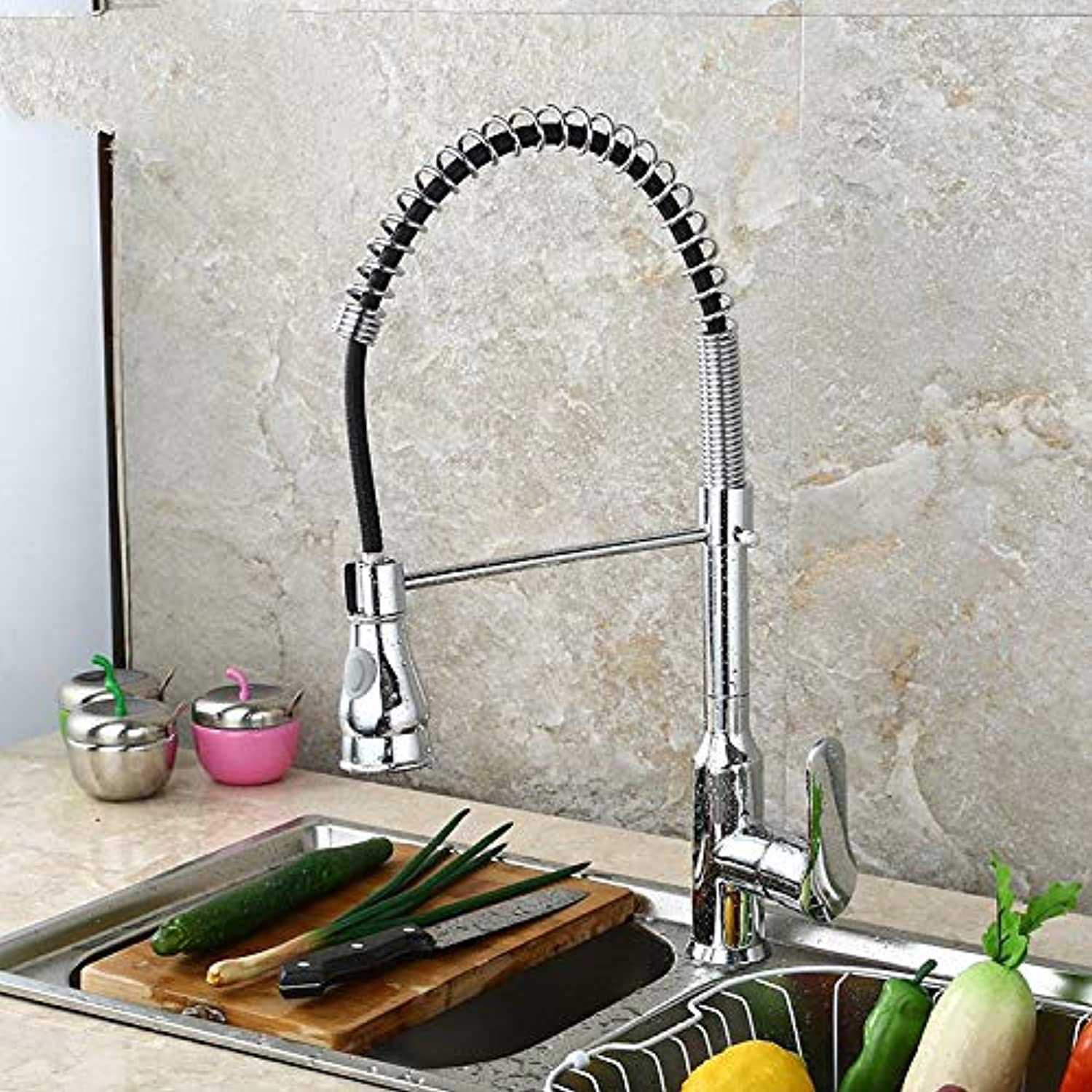 redOOY Taps Faucet Kitchen Sink Kitchen Faucet Sink Faucet Kitchen Mixing Faucet Multi-Function Sink