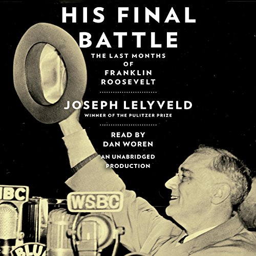 His Final Battle audiobook cover art