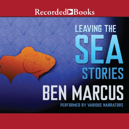 Leaving the Sea audiobook cover art