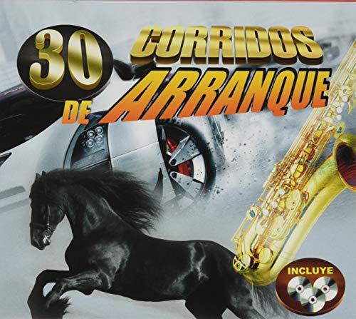 30 Corridos De Arranque