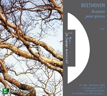 Beethoven : Sonates pour piano No. 8, 'Pathétique', No.9, 'Claire de lune', No.17 & No.23,'Appassionata'