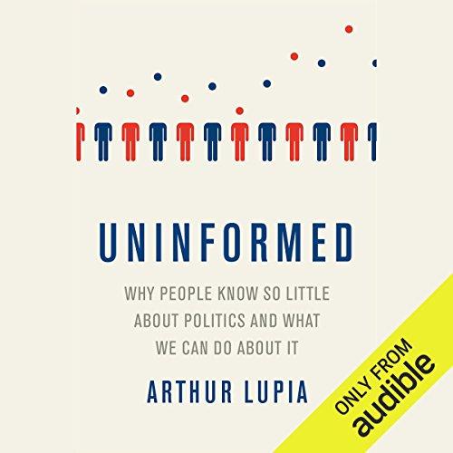 Uninformed audiobook cover art
