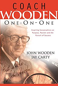Coach Wooden One-On-One by [John Wooden, Jay Carty]