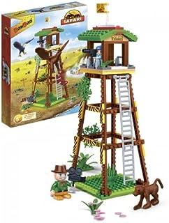 BanBao Watch Tower Building Kit (170 Piece)