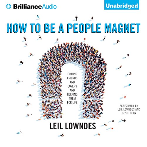 How to Be a People Magnet cover art