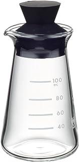 iwaki サイキ ドレッシングボトル ブラック 100ml KB5013-BK2