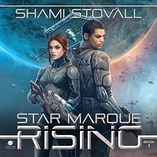 Star Marque Rising cover art