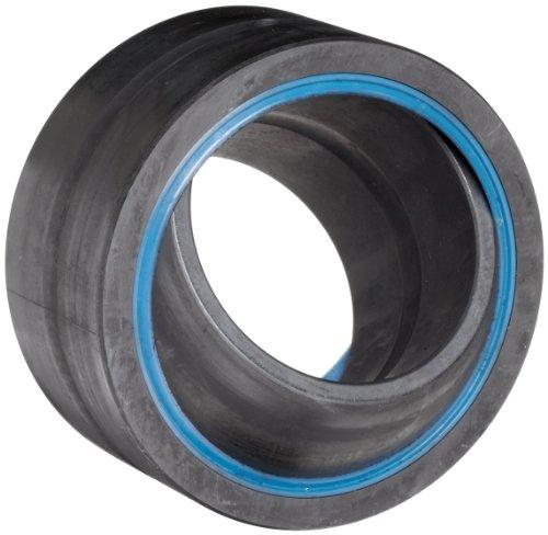 "RBC Bearings B32LSS Radial Sealed Spherical Plain Bearing, 52100 Bearing Quality Steel, Inch, 2"" Bore, 3.188"" OD"