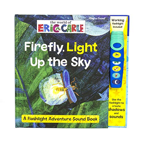 Product Image of the World of Eric Carle, Firefly, Light Up the Sky - Flashlight Pop-Up Adventure...