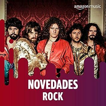 Novedades Rock