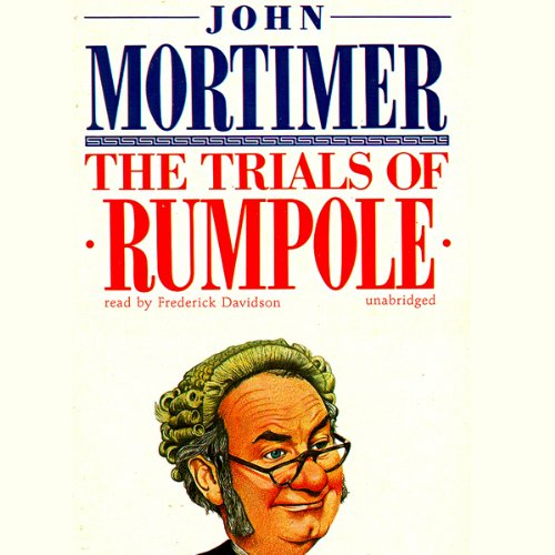 The Trials of Rumpole audiobook cover art