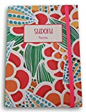 Activity Books Pocket Puzzle Book with Flexible Cover and Elastic Band Closure - Perfect Stocking Stuffer, Travel Book, or Small Gift (Sodoku)